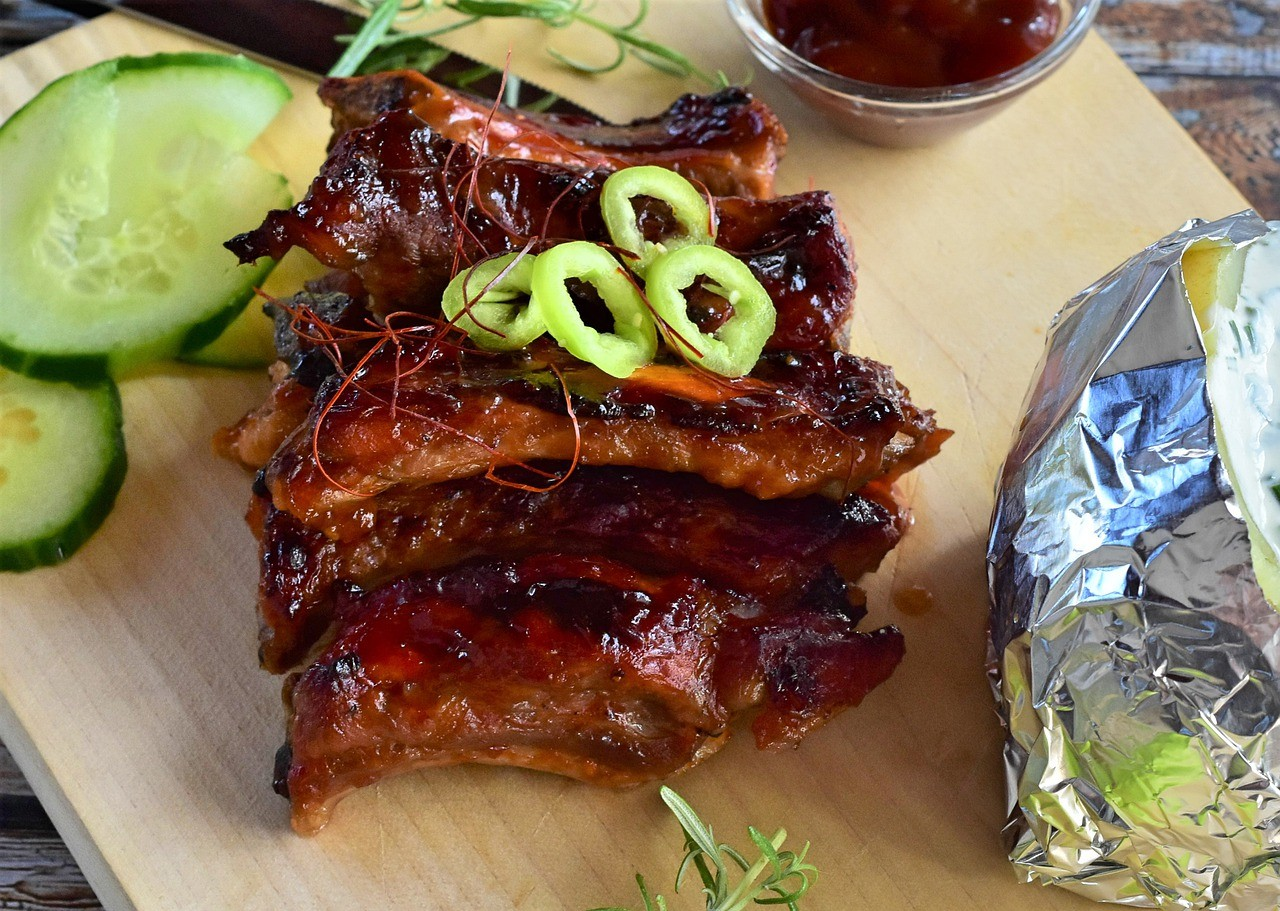 Easy and Tender Pork Ribs Recipe