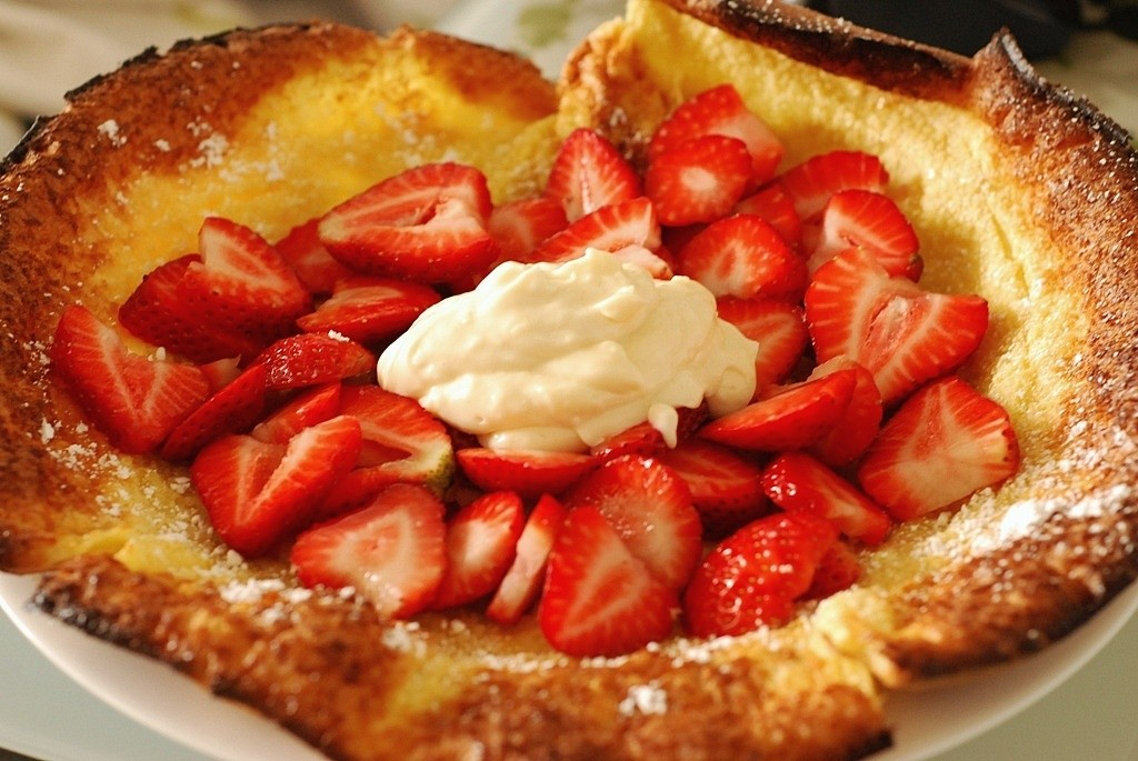 German Oven Pancake Best Recipe
