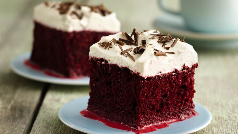 Red Velvet Brownies Best Recipe
