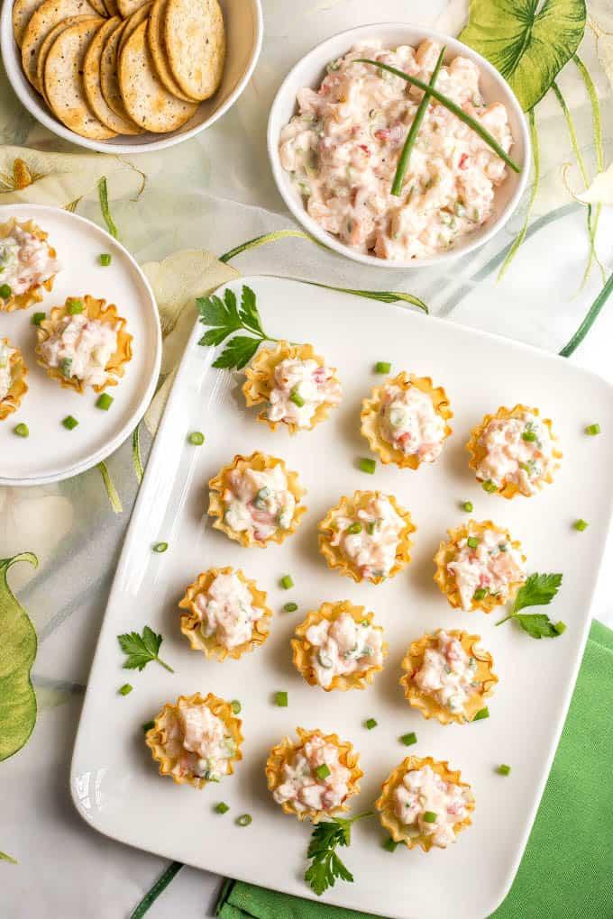 Creamy Shrimp Salad Easy Recipe