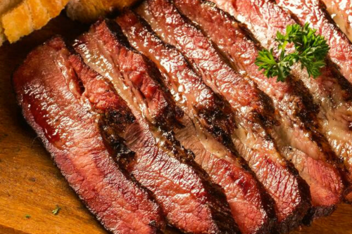 How to make beef bacon strips