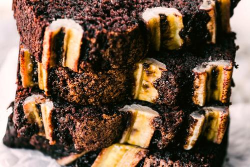 Chocolate Banana Bread Easy Recipe