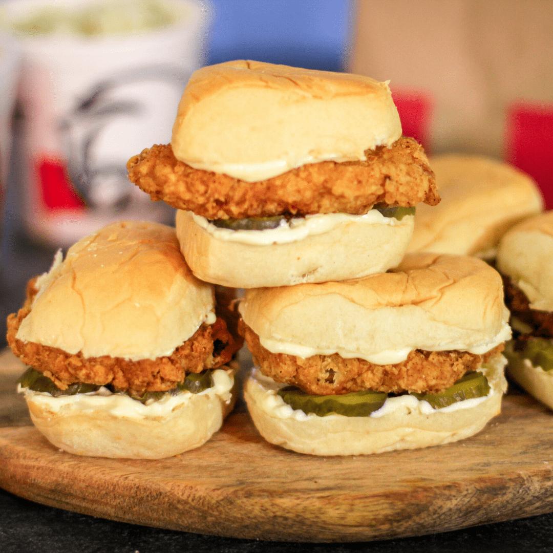 KFC Chicken Littles Recipe