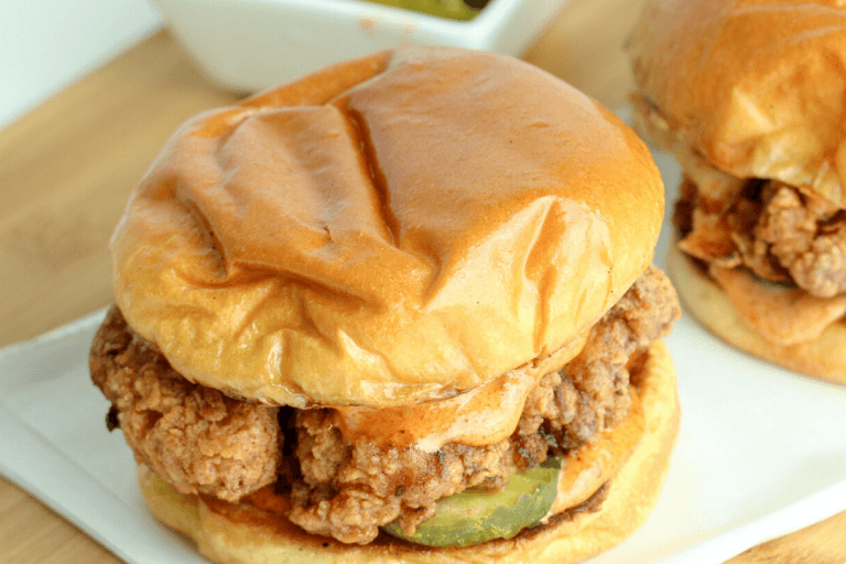 Popeyes Chicken Sandwich Recipe