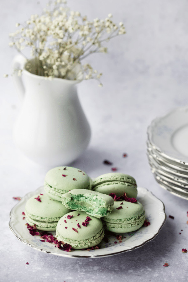 Best Recipe For French Macarons - Cooking Frog