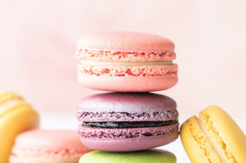Recipe for French Macarons