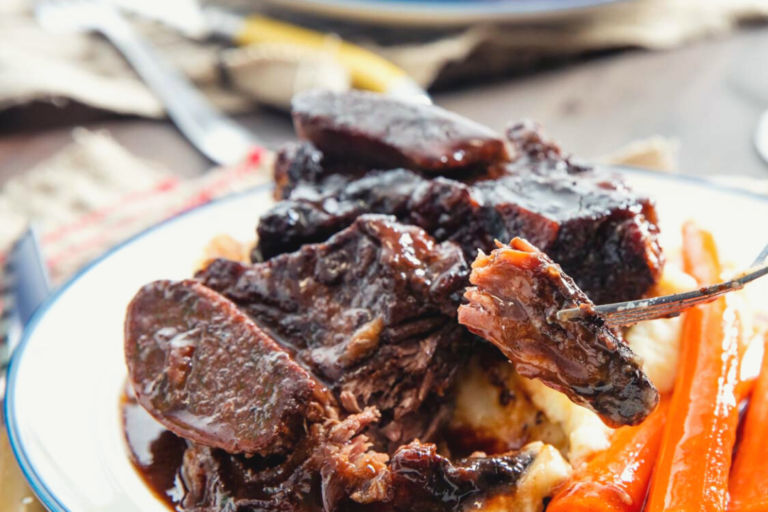 Dr. Peppers Short Ribs Recipe