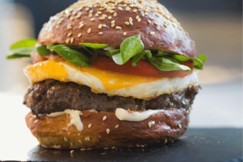 Air Fryer Hamburgers Recipe