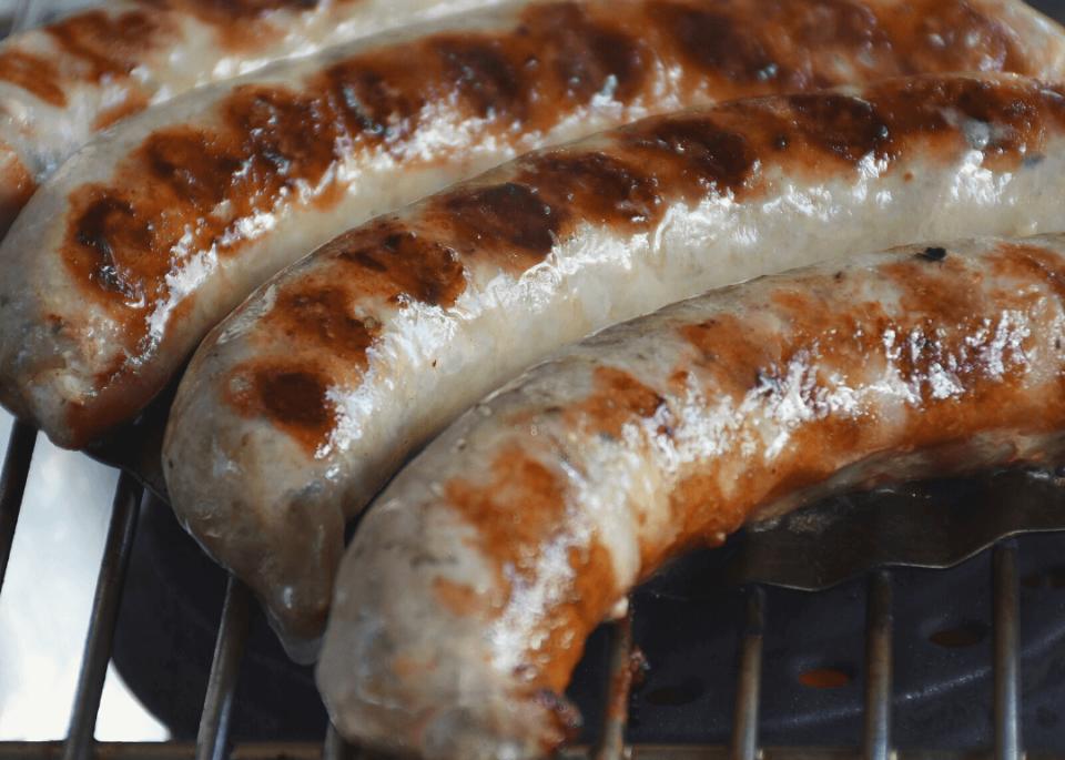 how to make bratwurst recipe