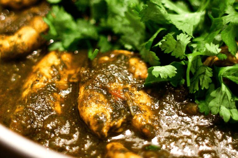 Chicken Saag Recipe