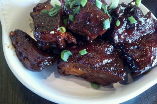 Baked BBQ Pork Riblets Recipe