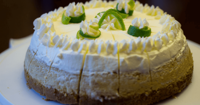 Key Lime Cake Easy Recipe