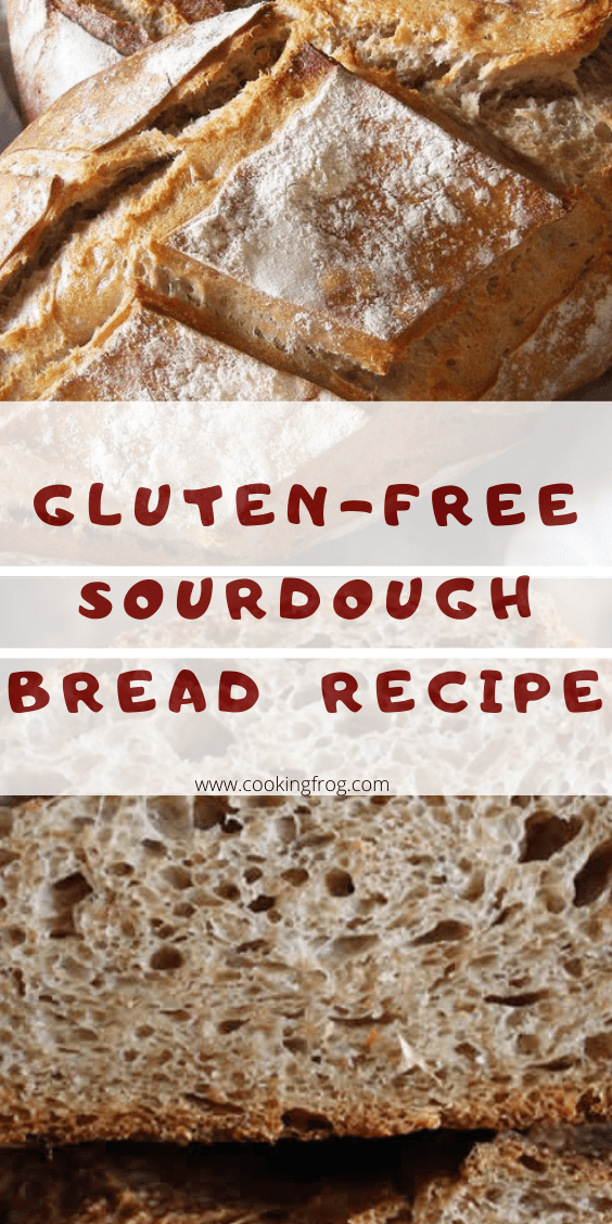 Gluten-Free Sourdough Bread Easy Recipe