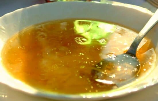 Beef Consomme Easy Recipe