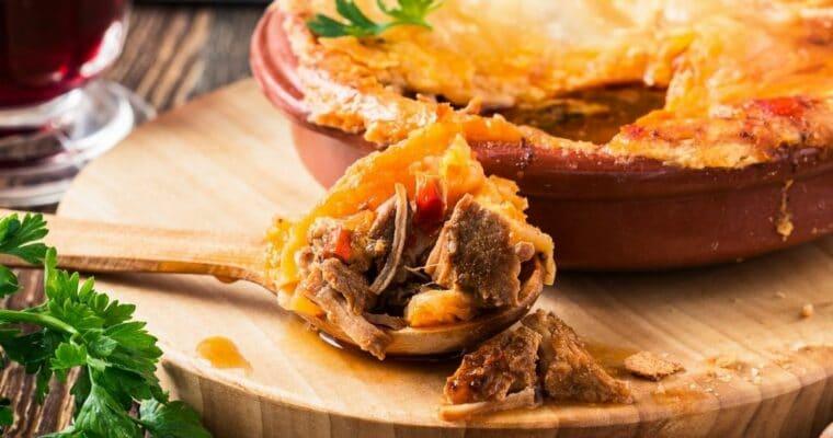 The Best Beef Pot Pie Recipe