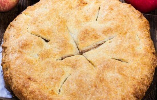 Easy Crisco Pie Crust Recipe