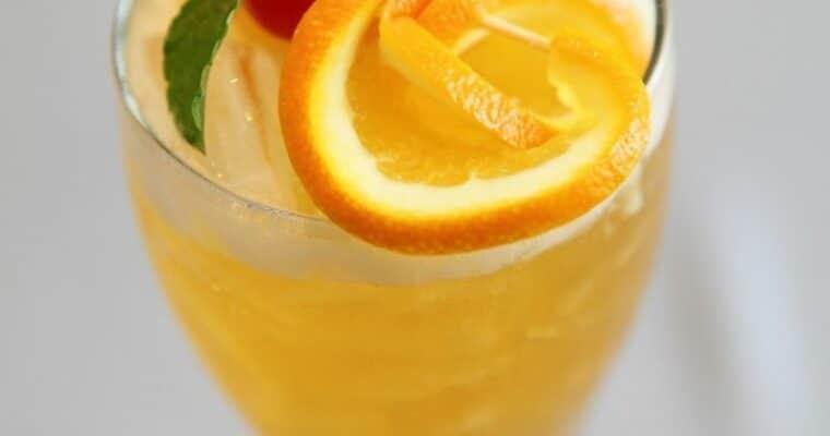 How to make Orange Crush Cocktail Recipe
