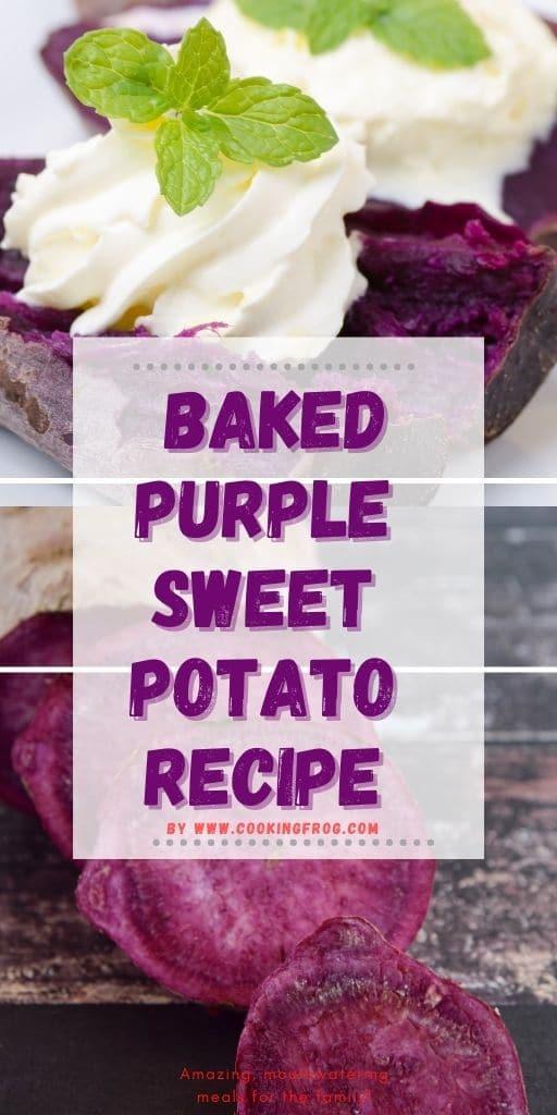 How to make Purple Sweet Potato