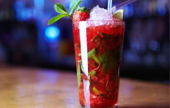 Homemade Strawberry Hennessy Recipe
